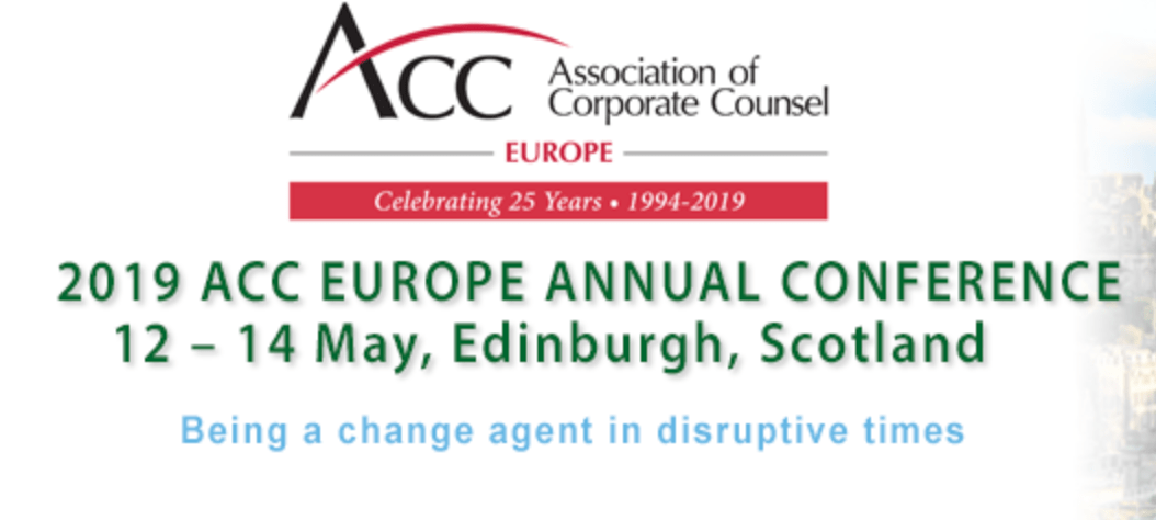 2019 ACC Europe Annual Conference