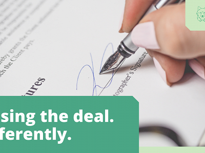 Closing the deal. Differently... with iManage
