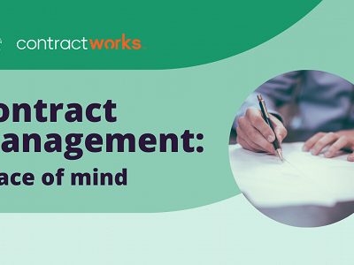 Contract Management: Peace of Mind