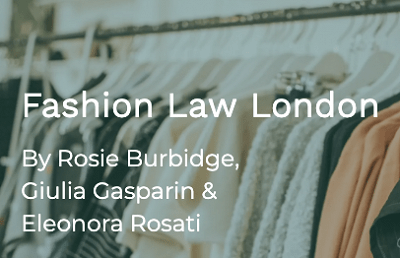 Fashion Law London - the Autumn/Winter Review