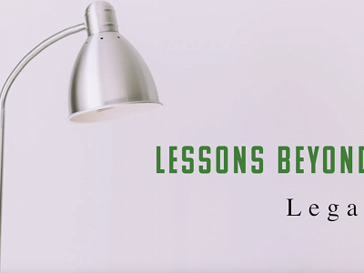 Lessons Beyond Legal