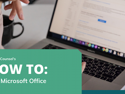 Crafty Counsel's How To: Microsoft Office Hacks