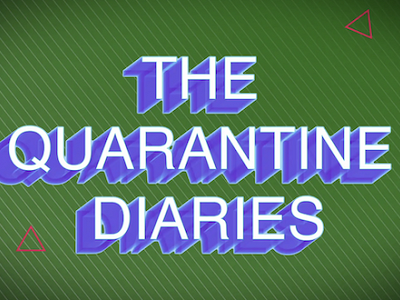 The Quarantine Diaries